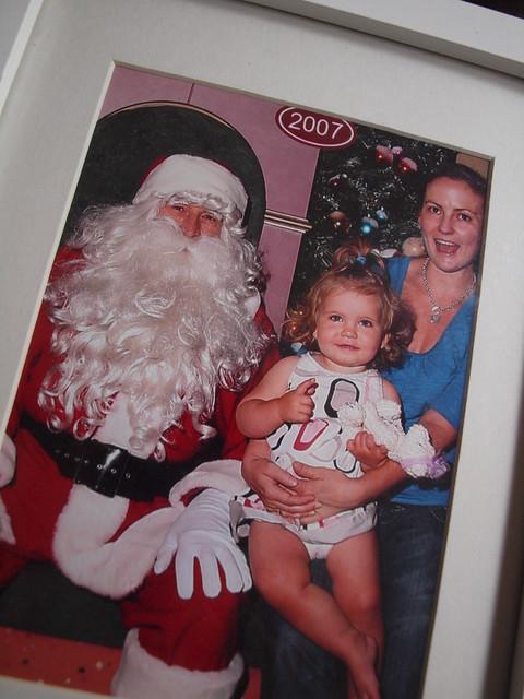 santa photo 2007