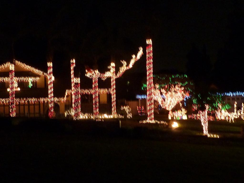 Brea Christmas Lights.Christmas Lights In Brea Rudy Garcia Flickr