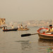 Early Morning Boat Rides Along the Ganges - Varanasi, India