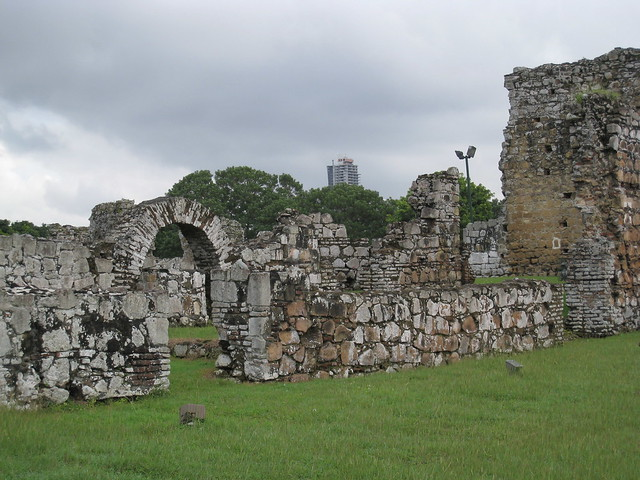 ruins of Panama Viejo by Kent MacElwee, on Flickr