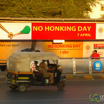 No Honking Day - A Welcome Relief (Mumbai, India)