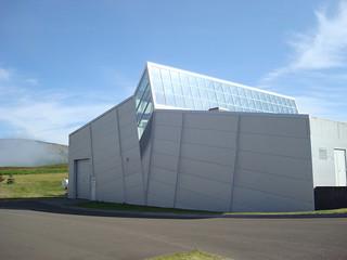 Kalina Geothermal Power Plant, Húsavík, Iceland