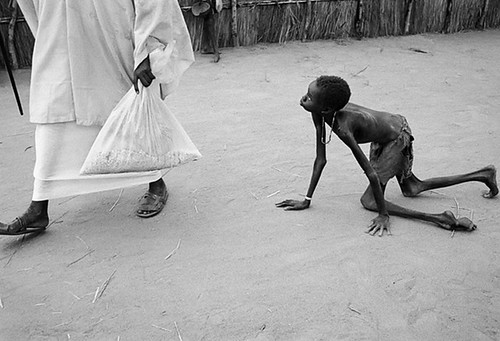 Sudan 1998, by Tom Stoddart