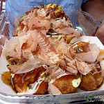 Takoyaki at Otafuko - New York City
