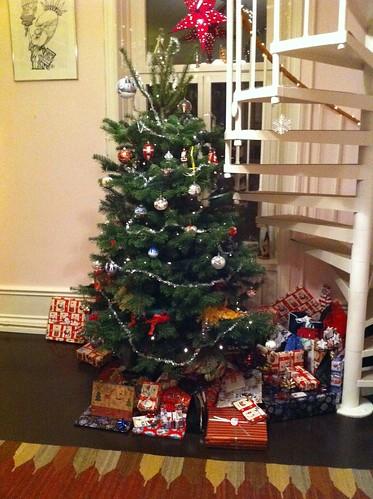 Gran och julklappar