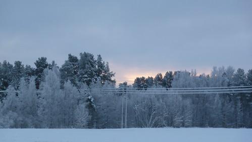 christmas blue winter snow suomi finland weihnachten lights licht finnland north norden arctic lichter winterwonderland snowflowers kannus