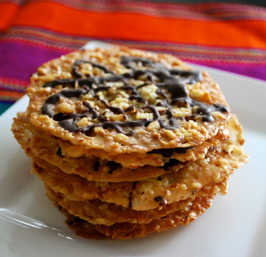Florentine Cookies Recipe — Dishmaps