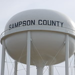 Sampson County Water Tower