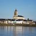Saint Mathurin sur Loire un village sur la Grande Levée en rive droite de la Loire - D55- Saint-Rémy-la-Varenne (49) Maine et Loire - Pays de la Loire // 144.9 - 29 // ©vitruve