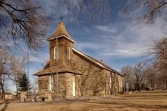 Architecture, Rysbee Church