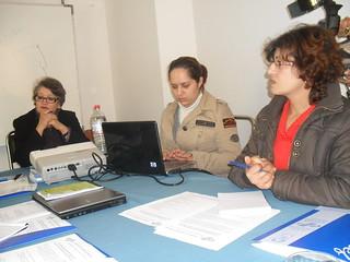 101217 Tunisian journalists hold women's rights workshop 03   الصحفيون التونسيون ينظمون ورشة حول حقوق المرأة   Les journalistes tunisiens organisent un séminaire sur les droits de la femme