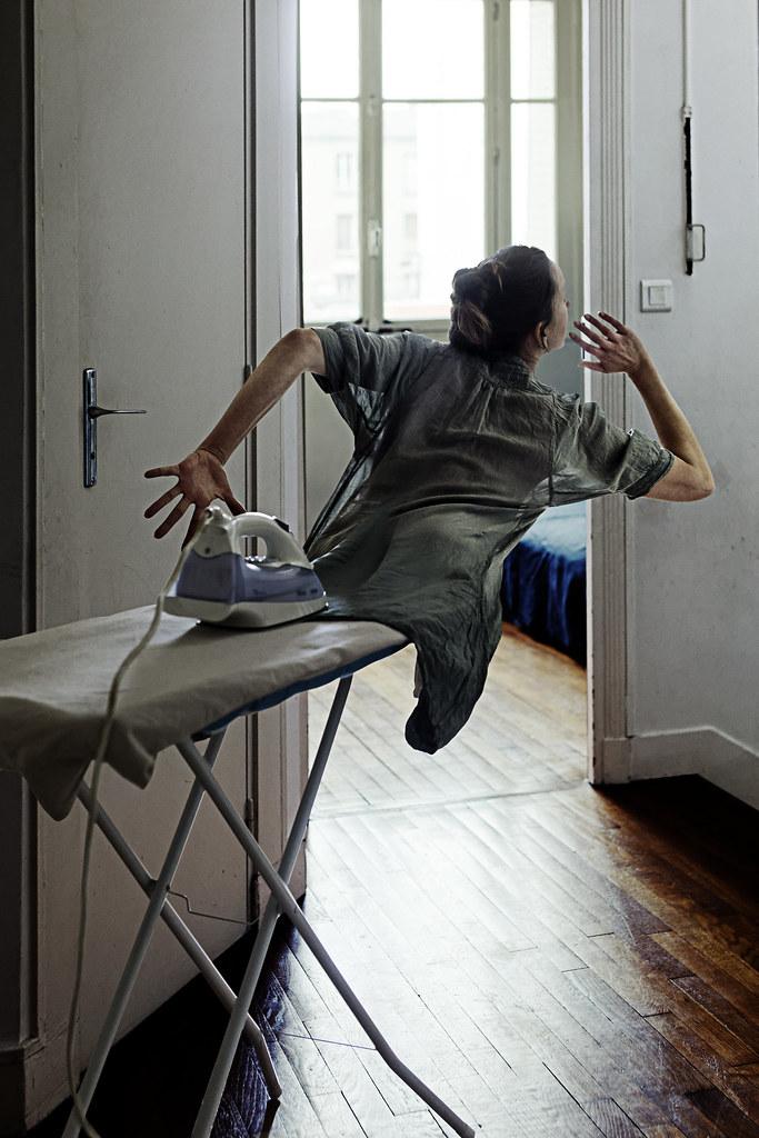 I hate ironing