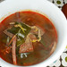 Spicy beef and vegetable soup / 육개장 / Yukgaejang
