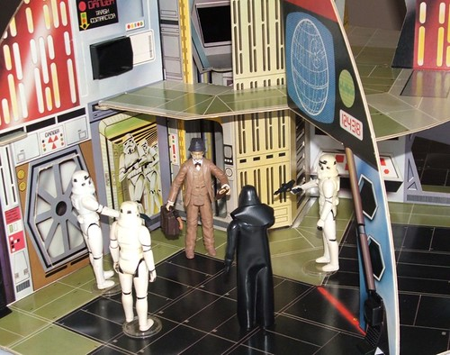 Star Wars Death Star Playset E