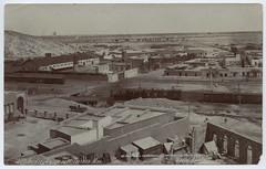 Birdseye view over Torreon Mex.