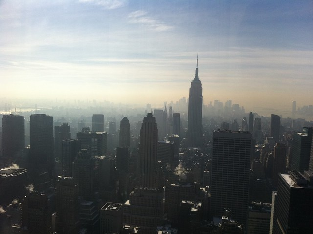New york skyline by rakkhi, on Flickr