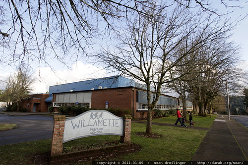 exploring willamette primary school