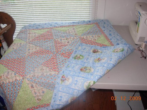 Asher's Quilt