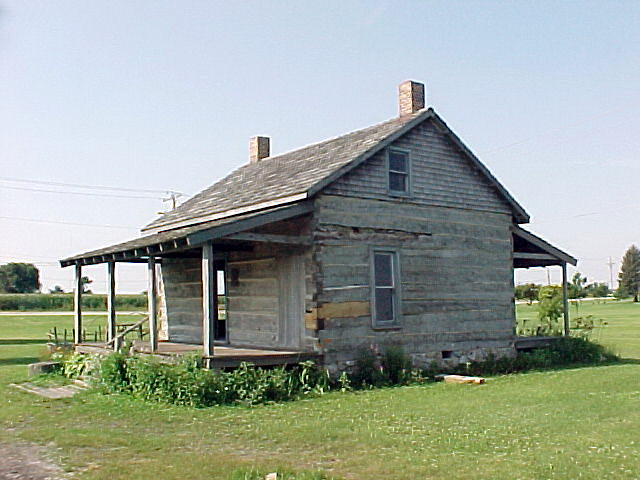 fort dodge iowa historical cabin flickr photo sharing. Cars Review. Best American Auto & Cars Review