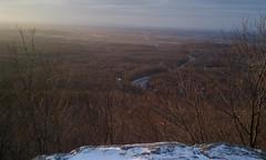 Bear's den overlook north Virginia