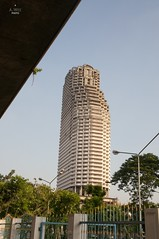 Incomplete Skyscraper