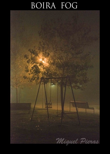 fog and swing  boira i engronsadora