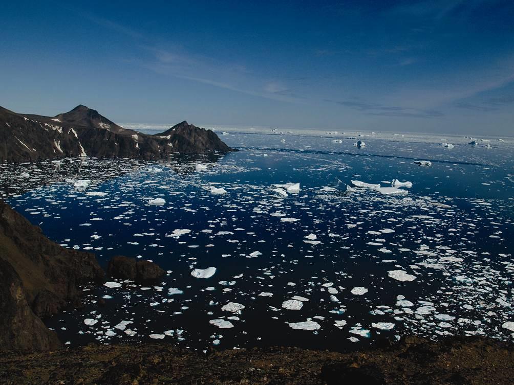 格陵蘭,陳維滄攝。