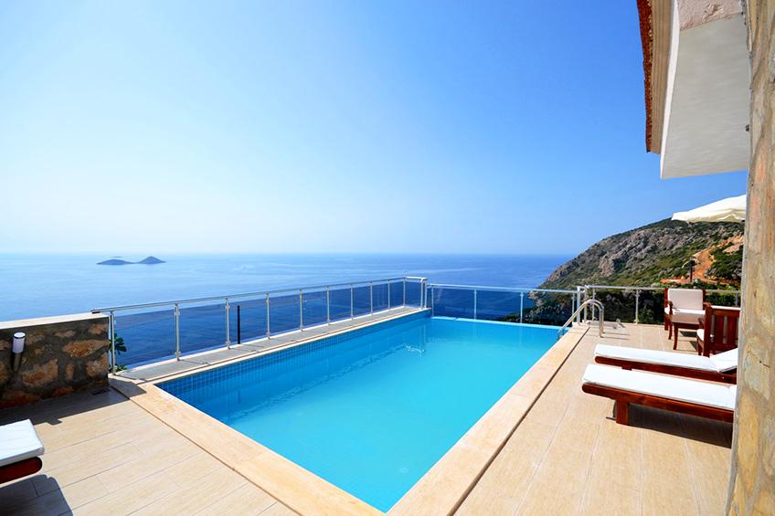 Kalkan/Kaş/Antalya, Türkiye kiralık villa , kiralık yazlık, yazlık villa - 3783