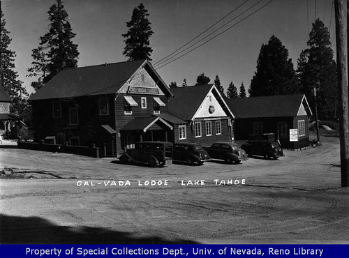Cal-Vada Lodge, Lake Tahoe by Know Nevada