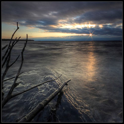 sunset flickr vermont outdoor driftwood vt lakechamplain northhero borderfx hdrphotomatix116