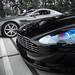Aston Martin DB9 & Aston Martin V8 Vantage by Robin Kiewiet