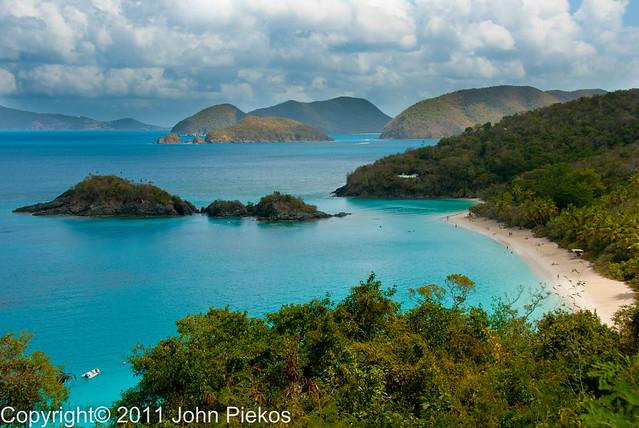 St Johns Virgin Island Cruz Bay Man Named Doc