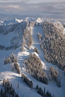 Stevens Pass ski area