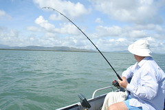 Fishing In Chunnambar Beach