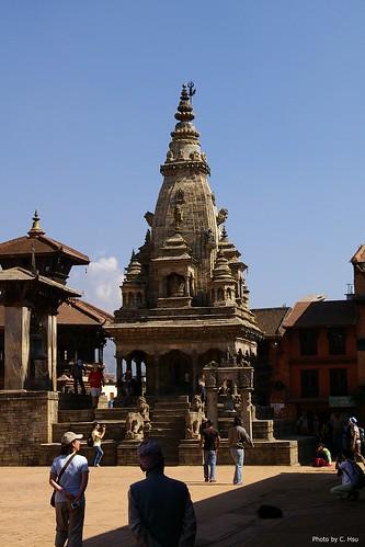Bhaktapur - Durbar Square - Vastala Durga Temple (瓦特拉西 難近女神廟)