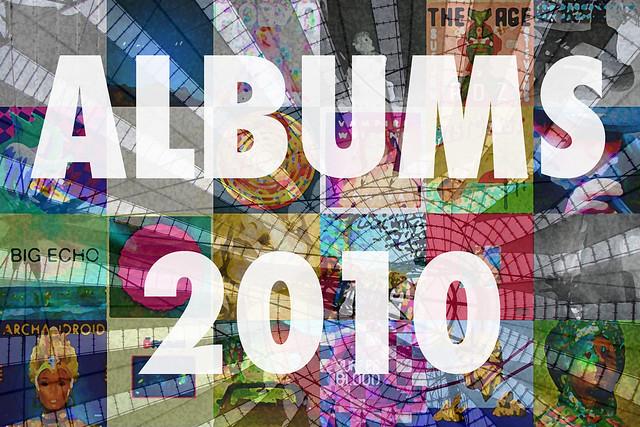 Albums 2010 2