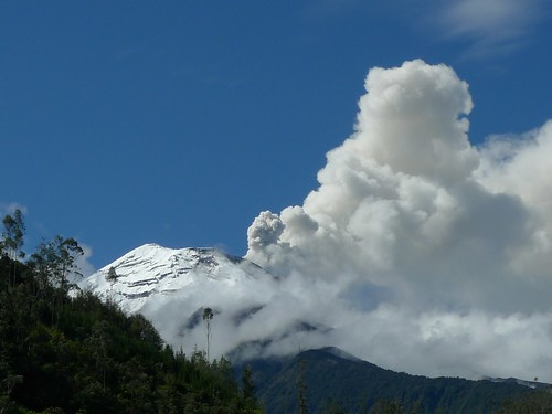 Tungurahua Eruption - 049