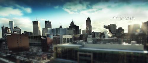 Winter in America {Detroit City}