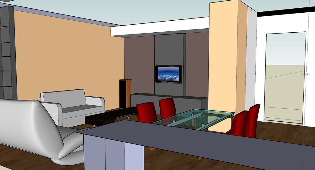 projet d 39 installation home cinema chez delphes vid oprojecteur tv vid o forum le grand forum. Black Bedroom Furniture Sets. Home Design Ideas