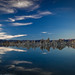 Reflections in Mono Lake