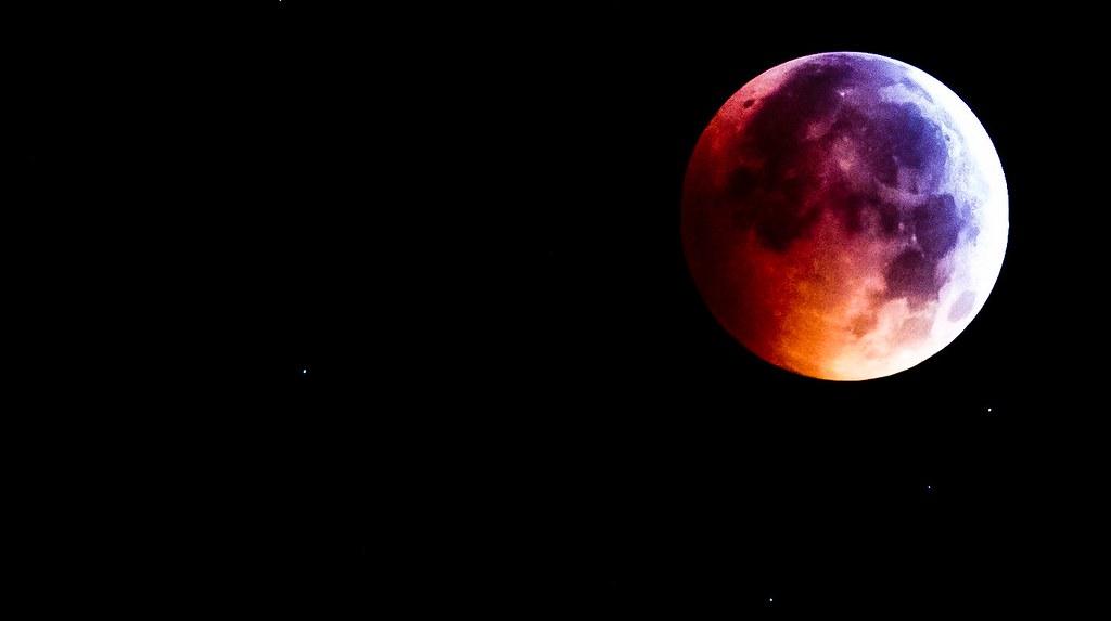 Lunar Eclipse VOL. Kid Cudi aka Man on the Moon