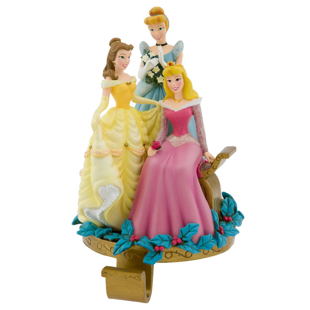 Disney princess christmas day i decorations disney for Ariel christmas decoration