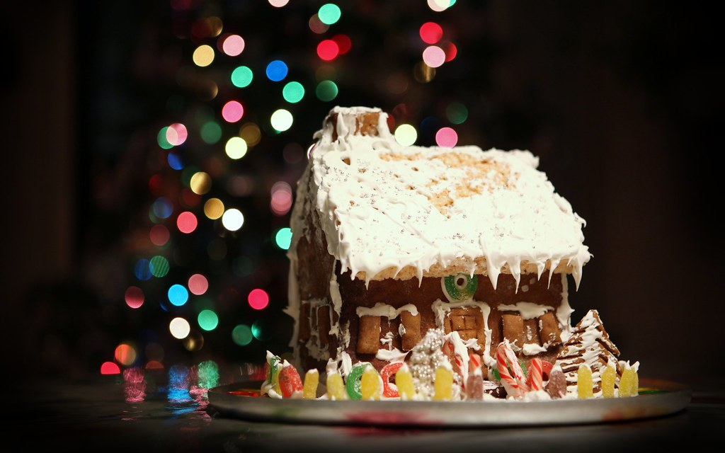 La petite maison au pain d'épices / The Little Gingerbread House
