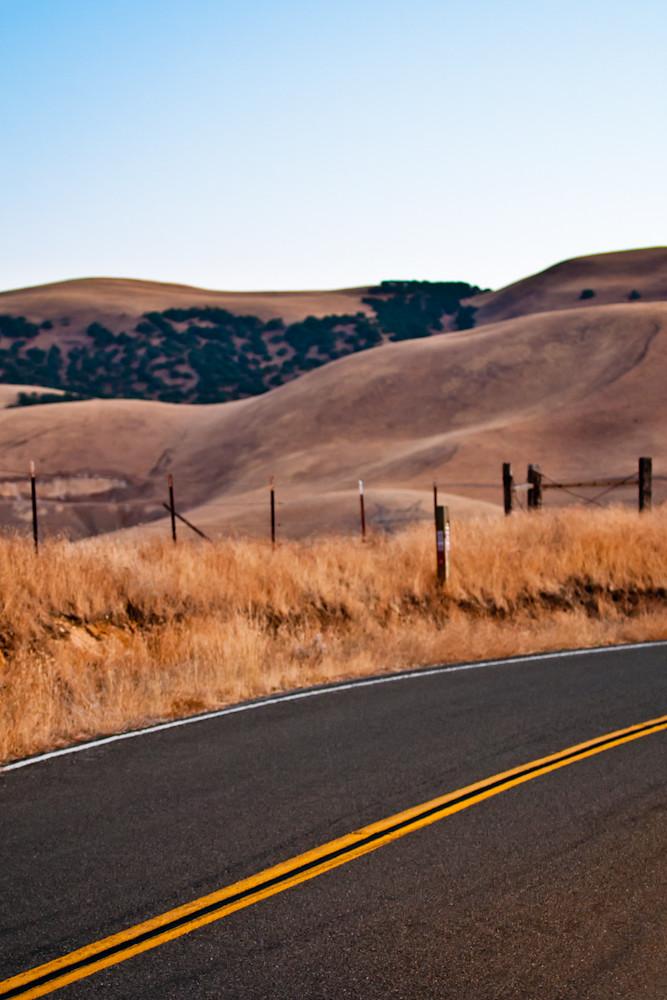 La Panza Range Map San Luis Obispo County California