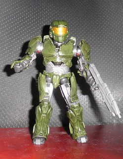 halo robot (6inch magnetic fig) 1