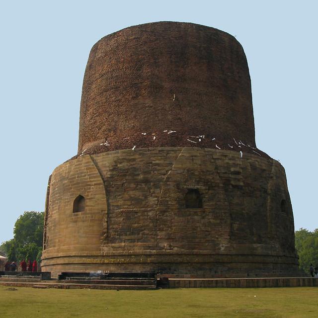 Sarnath Stupa | Flickr - Photo Sharing!