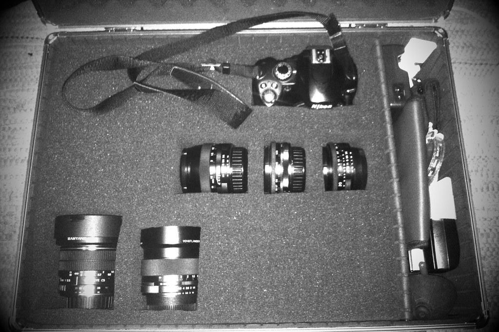 Camerabag for 2011