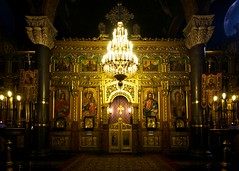 Interior of The Church of the Holy Sunday