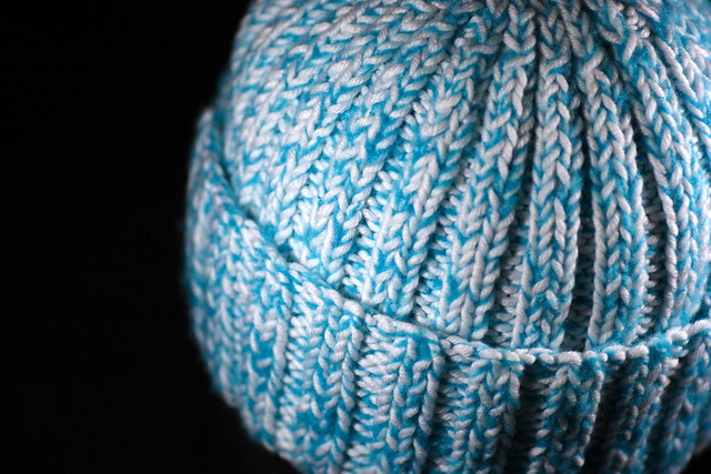 Knitting Patterns With Round Needles : Knitting Patterns For Hats Without Circular Needles