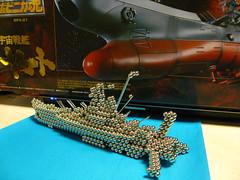 IMG_8020 - Space Battleship Yamato / Star Blazers by tend2it
